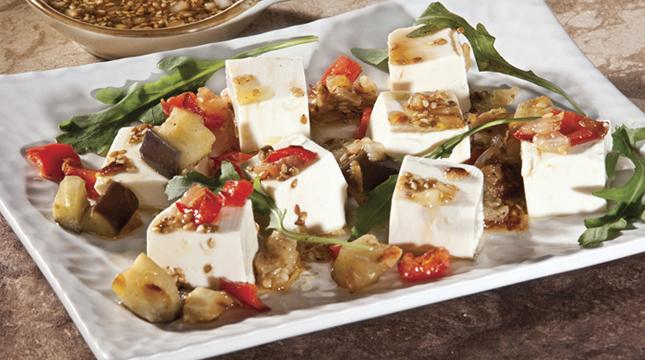 La alta presión mejora la producción del Tofu